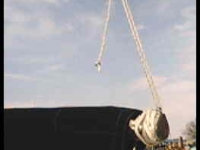 Super Sport Marine's MacGregor boom lift