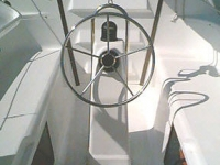 Super Sport Marine's MacGregor Large Wheel