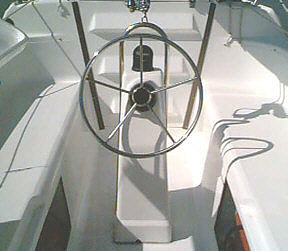Super Sport Marine's MacGregor Large Wheel