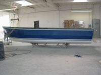 MacGregor 26M factory molded hull
