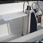 Boat Accessories: Pedestal Guard & Handrail